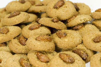 Macarons recept met zelf gemalen amandelpoeder