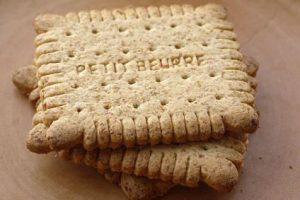 Echte Petit Beurre koekjes