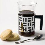 Zandkoekjes en een kopje koffie