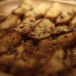 Lekker recept om dunne koekjes te bakken